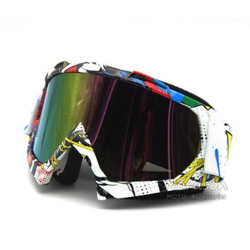 Nordson Motorcycle Goggles Glasses Cycling Eye Ware MX Off Road UV Protection Ski Snowboard Motorcycle Dirt Bike Racing Goggles