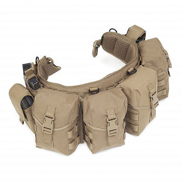 Warrior Assault Systems Elite Ops Mk4 Battle Belt Set