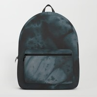 Muted Emerald Backpack by duckyb