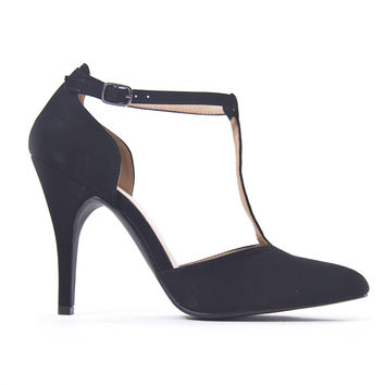 Sole Mate Heels In Black