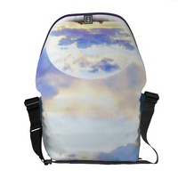 AIR Element Skyscape Messenger Bag