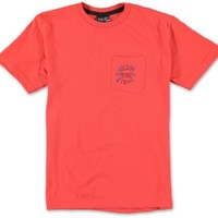 Volcom Boys Bad News Pocket T-Shirt