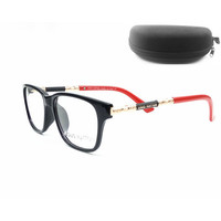 Perfect LV Women Edgy Optical Clear Lens Fashion Brand Designer Eyeglasses Glasses