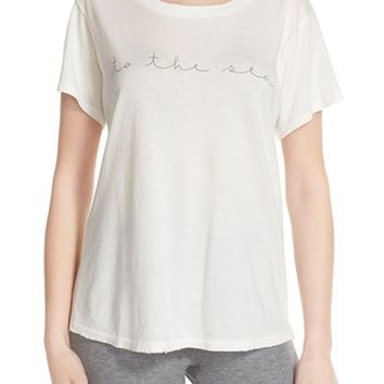 All Things Fabulous 'To the Sea' Tee | Nordstrom