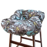 Itzy Ritzy Urban Jungle Shopping Cart & High Chair Cover