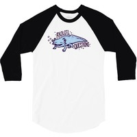 axolotl questions 3/4 Sleeve Shirt