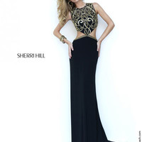 Sherri Hill - 11209 - Prom Dress - Prom Gown - 11209