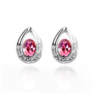 Luxury Crystal Accessory Earrings [6050181569]
