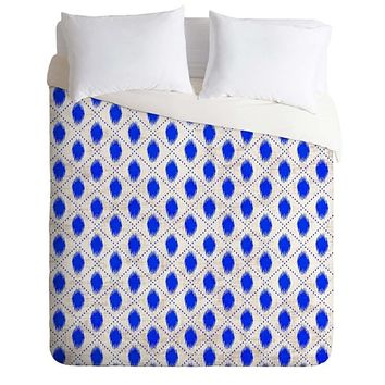 Holli Zollinger Dot Ikat Duvet Set