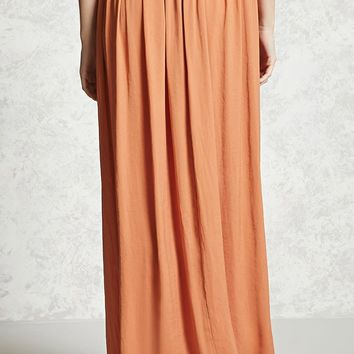 Contemporary Maxi Skirt
