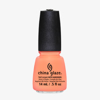 China Glaze Sun Of A Peach Nail Polish (Sunsational Collection)