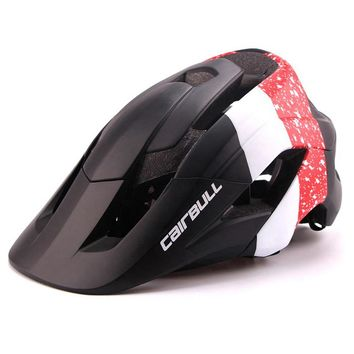 Cycling Helmet Road Mountain MTB DownHill Integrally In-mold Bike Bicycle Helmet 54-62CM Casco Ciclismo