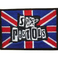 Sex Pistols Patch