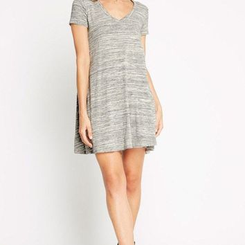 Come With Me T Shirt Dress