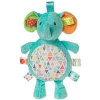 Taggies Kaleidoscope Elephant Cookie Crinkle 11″