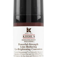 Kiehl'sSince 1851 'Dermatologist Solutions' Powerful-Strength Line-Reducing Eye-Brightening Concentrate