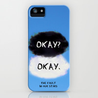 The Fault In Our Stars Version 2 iPhone & iPod Case by Jerry Maestas