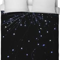 Lights (blue) Bed Spread