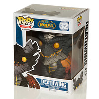 J!NX : World of Warcraft Deathwing POP Vinyl Toy