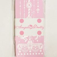 Shadow Dream Carnival Tights - Pink [162KS02-070051-pk] - $39.00 : Angelic Pretty USA