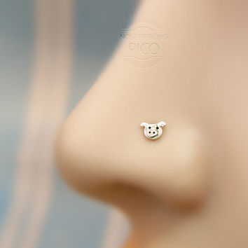 Cute Nose Ring Studs | www.pixshark.com - Images Galleries ...
