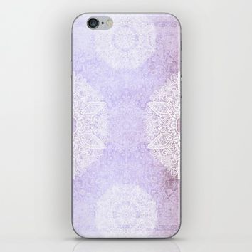 Lace for your soles iPhone & iPod Skin by Starseed Designs