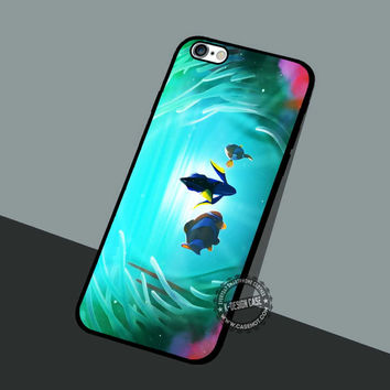 Finding Dory Ocean - iPhone 7 6 5 SE Cases & Covers