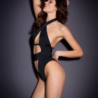 Anja Swimsuit Black