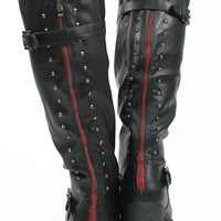 The Audacious Riding Boot