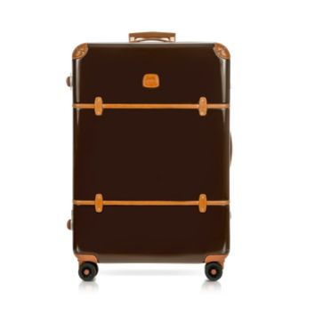 Bric's Designer Travel Bags Bellagio Metallo 32 Spinner Trunk