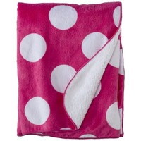 Circo Valboa Big Dottie Blanket