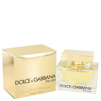 The One Perfume By DOLCE & GABBANA