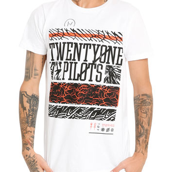 Twenty One Pilots Patterns T-Shirt