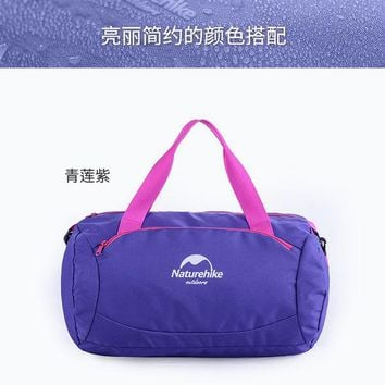 ONETOW Wet and dry separation sports package swimming bag professional men and women travel bag waterproof large capacity beach bag