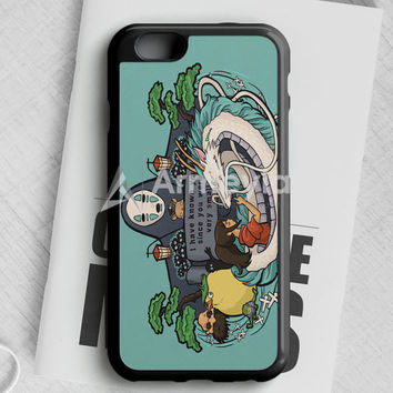 Spirited Away Collage iPhone 6/6S Case | armeyla.com
