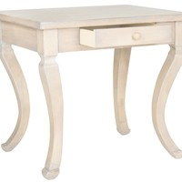 Colman Storage Side Table Grey