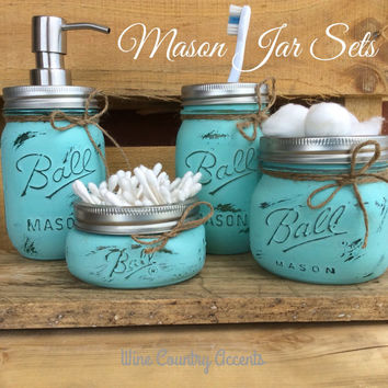 Bathroom Decor Home Beach Set