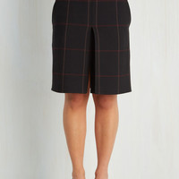Scholastic Mid-length Pencil Research Conference Charm Skirt