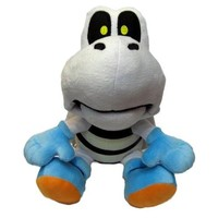 "Super Mario 10"" Dry Bone Plush"
