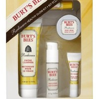 Burt's Bees Radiance Healthy Glow Kit, 0.39-Pound