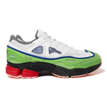 x Raf Simons Ozweego 2 White/Col Royal/Black