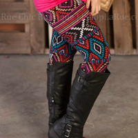 KALEIDOSCOPE LEGGINGS - ONE