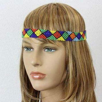 Fashion Seed Bead Headband