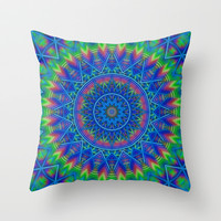 Dream On Throw Pillow by Lyle Hatch