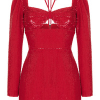 Sequin Mini Dress | Moda Operandi