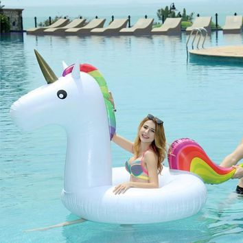 Unicorn Beach Pool Float