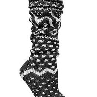 Women's Sweater-Sock Slippers