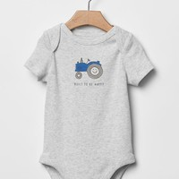 Tractor Statement Bodysuit