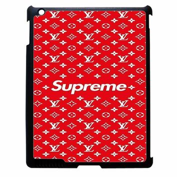 Supreme Red 4 iPad 2/3/4