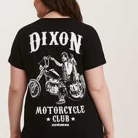 Walking Dead Daryl Dixon Motorcycle Club Tee